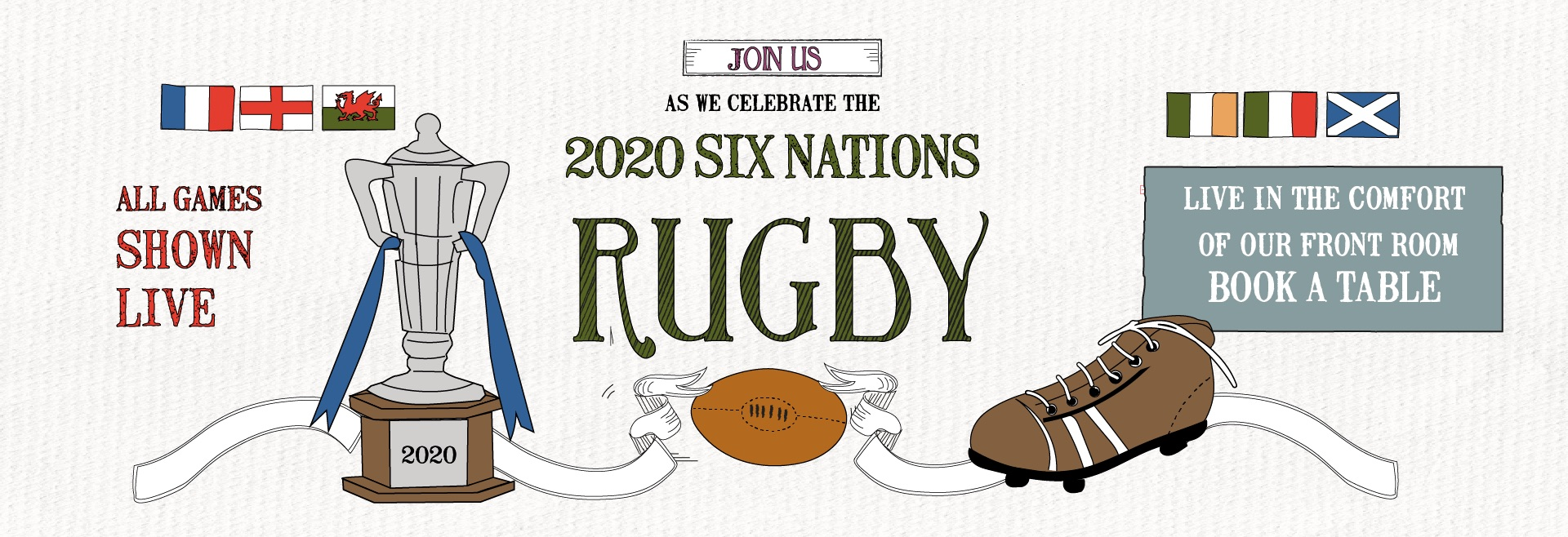 Six Nations at The Bridge House