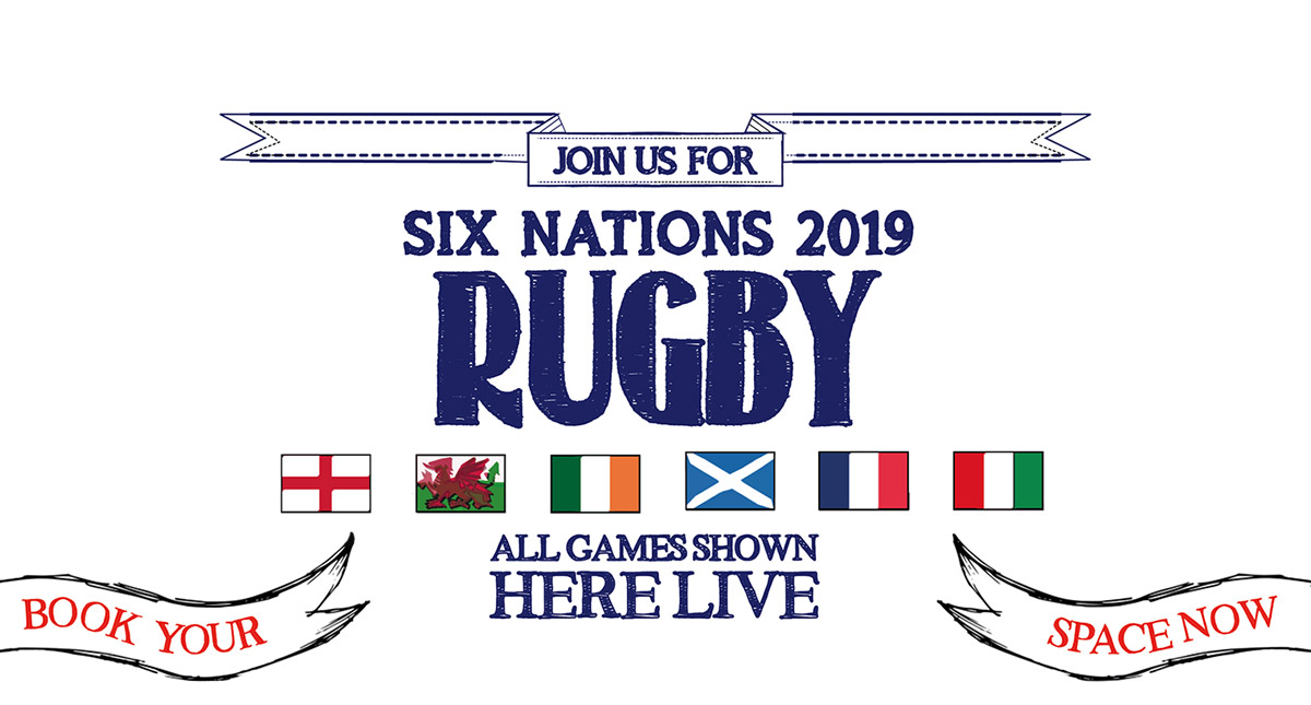Watch the 6 Nations at The Bridge House in London